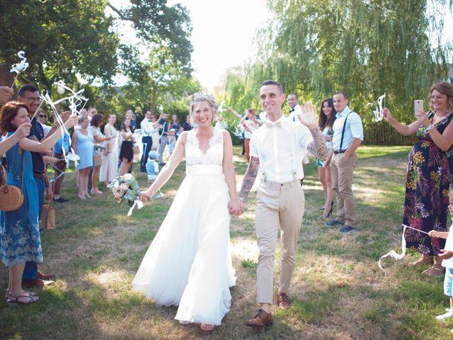 Le mariage de Jessy et Mélanie à Gisors, Eure 58