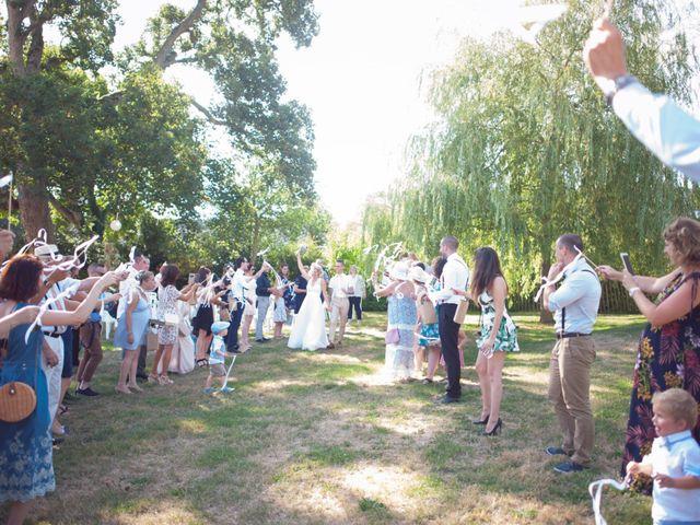 Le mariage de Jessy et Mélanie à Gisors, Eure 59