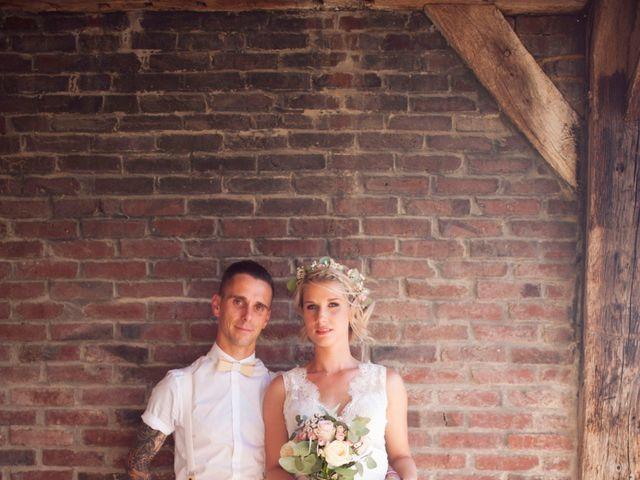 Le mariage de Jessy et Mélanie à Gisors, Eure 62