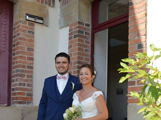 Le mariage de Rodolphe et Julie à Moulins, Allier 3