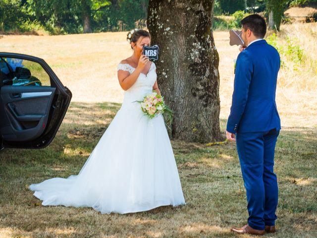 Le mariage de Rodolphe et Julie à Moulins, Allier 1