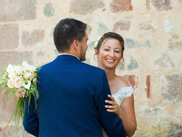 Le mariage de Rodolphe et Julie à Moulins, Allier 2