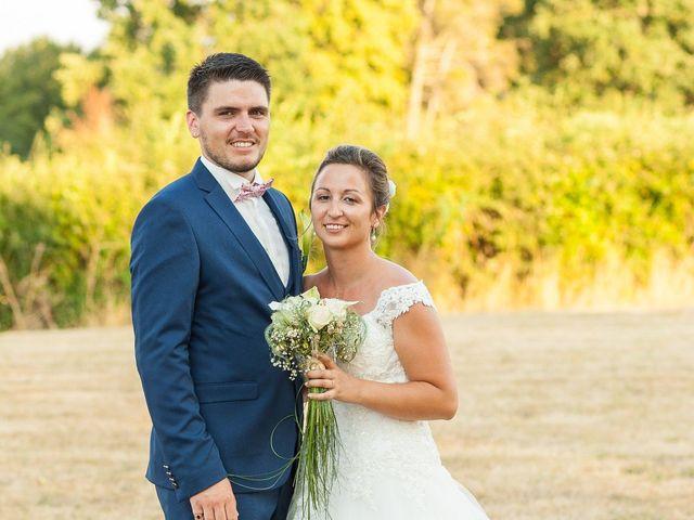 Le mariage de Rodolphe et Julie à Moulins, Allier 6