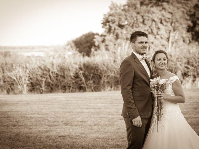 Le mariage de Rodolphe et Julie à Moulins, Allier 7