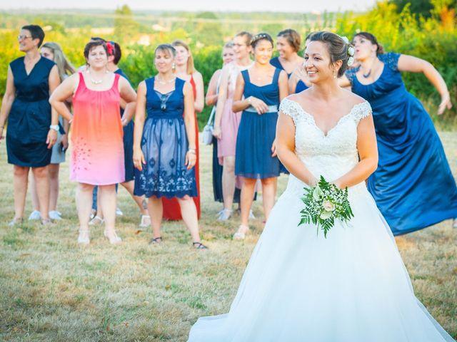 Le mariage de Rodolphe et Julie à Moulins, Allier 8