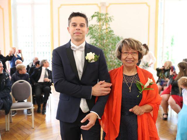 Le mariage de Damien et Jennifer à Vert-le-Petit, Essonne 43
