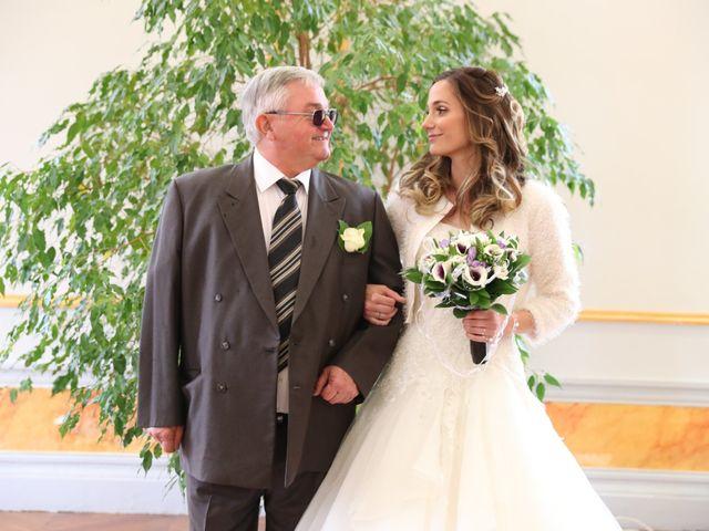 Le mariage de Damien et Jennifer à Vert-le-Petit, Essonne 45
