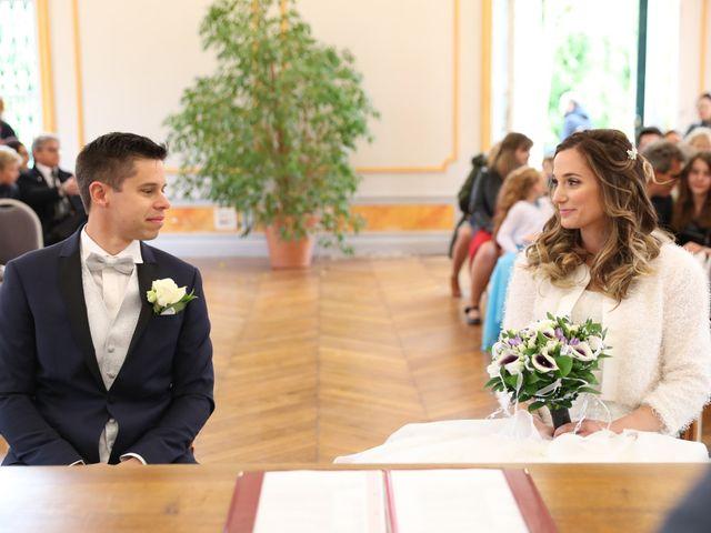 Le mariage de Damien et Jennifer à Vert-le-Petit, Essonne 47