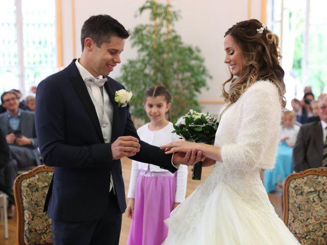 Le mariage de Damien et Jennifer à Vert-le-Petit, Essonne 58