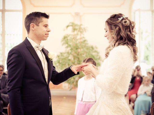 Le mariage de Damien et Jennifer à Vert-le-Petit, Essonne 59