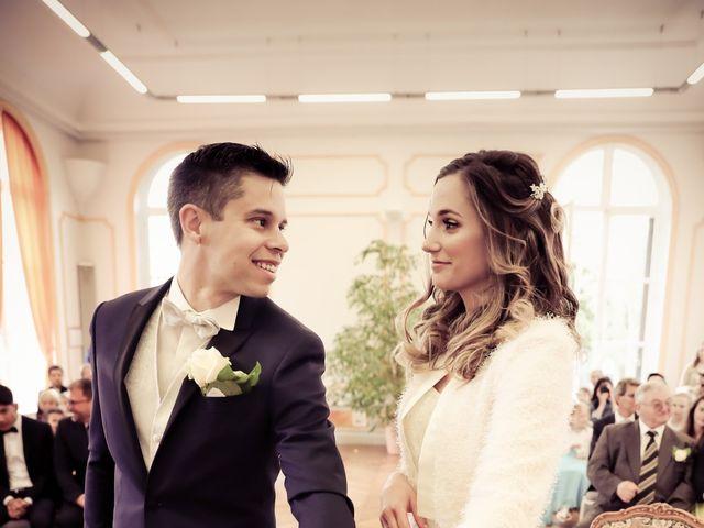 Le mariage de Damien et Jennifer à Vert-le-Petit, Essonne 60