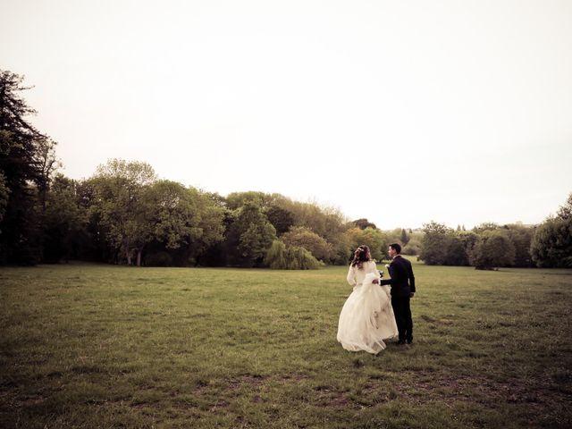 Le mariage de Damien et Jennifer à Vert-le-Petit, Essonne 61