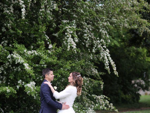 Le mariage de Damien et Jennifer à Vert-le-Petit, Essonne 62