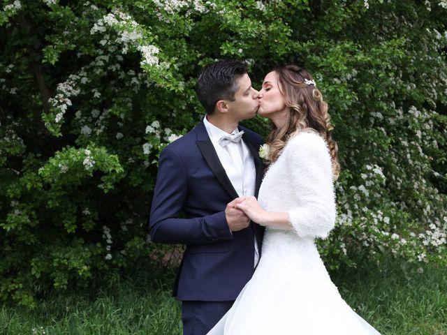 Le mariage de Damien et Jennifer à Vert-le-Petit, Essonne 64