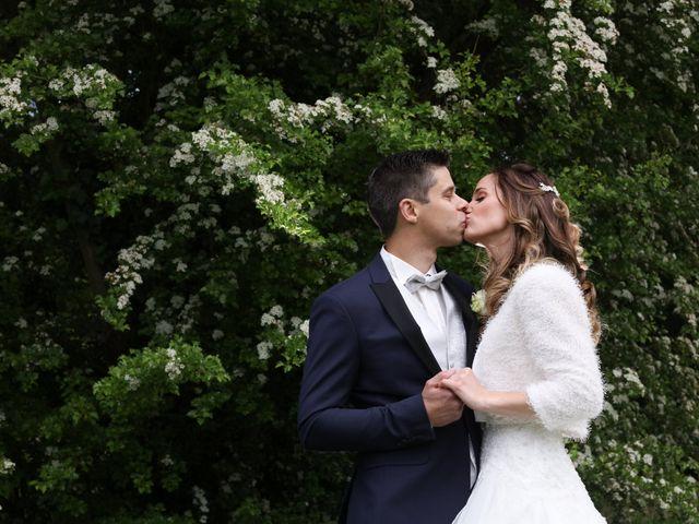 Le mariage de Damien et Jennifer à Vert-le-Petit, Essonne 65