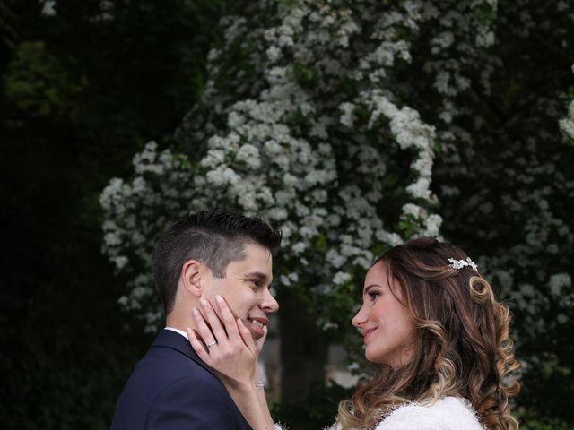 Le mariage de Damien et Jennifer à Vert-le-Petit, Essonne 68