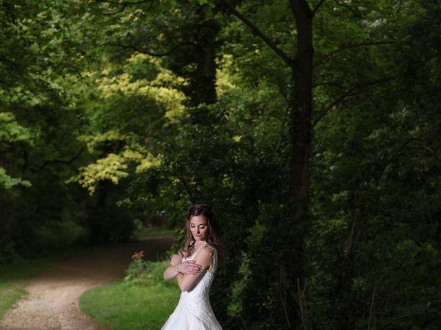 Le mariage de Damien et Jennifer à Vert-le-Petit, Essonne 73