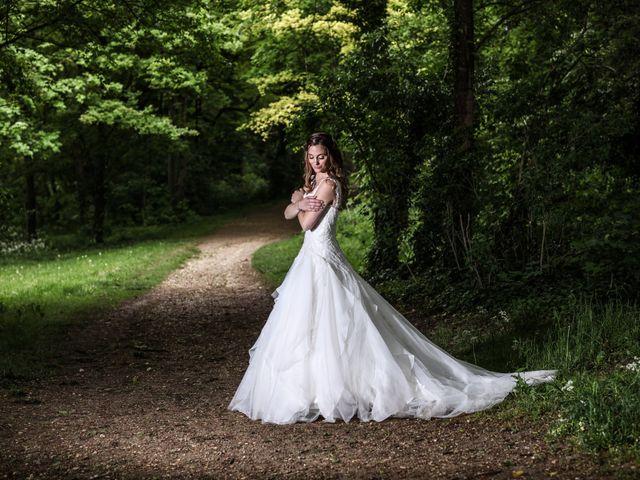 Le mariage de Damien et Jennifer à Vert-le-Petit, Essonne 74