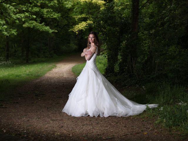 Le mariage de Damien et Jennifer à Vert-le-Petit, Essonne 75