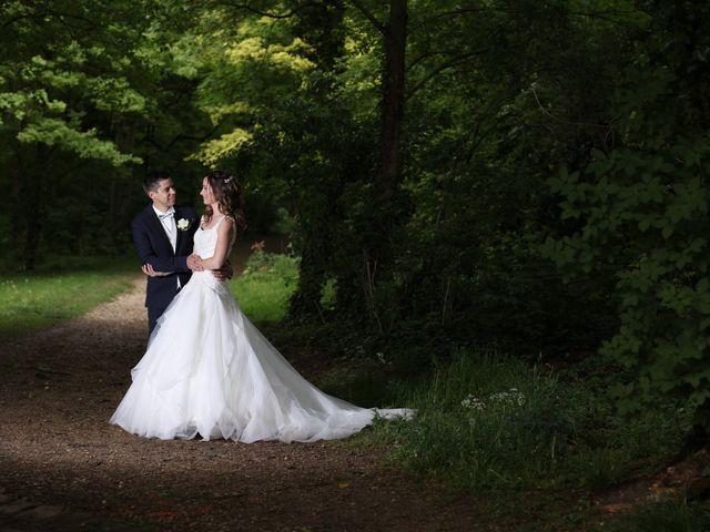 Le mariage de Damien et Jennifer à Vert-le-Petit, Essonne 77