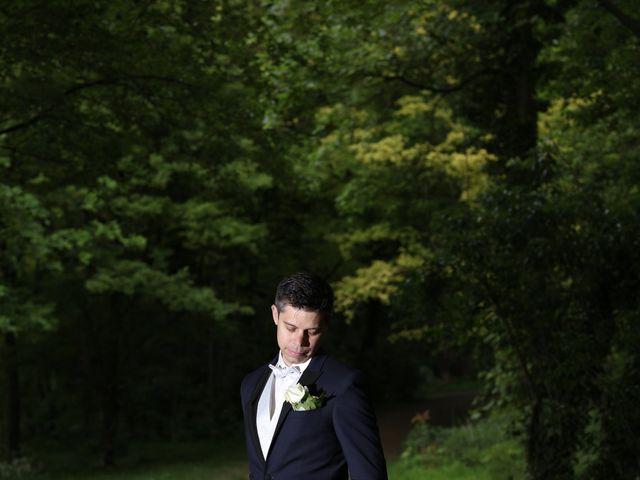 Le mariage de Damien et Jennifer à Vert-le-Petit, Essonne 83