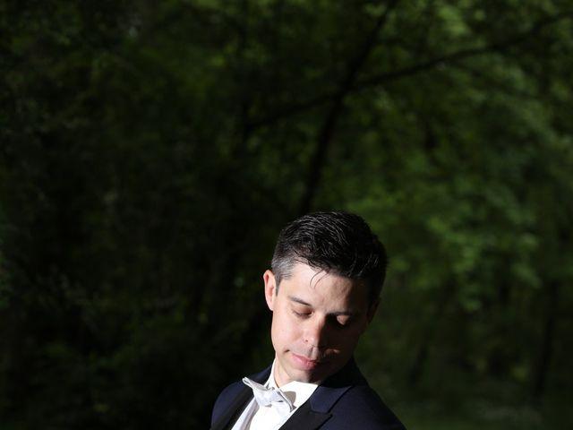 Le mariage de Damien et Jennifer à Vert-le-Petit, Essonne 85
