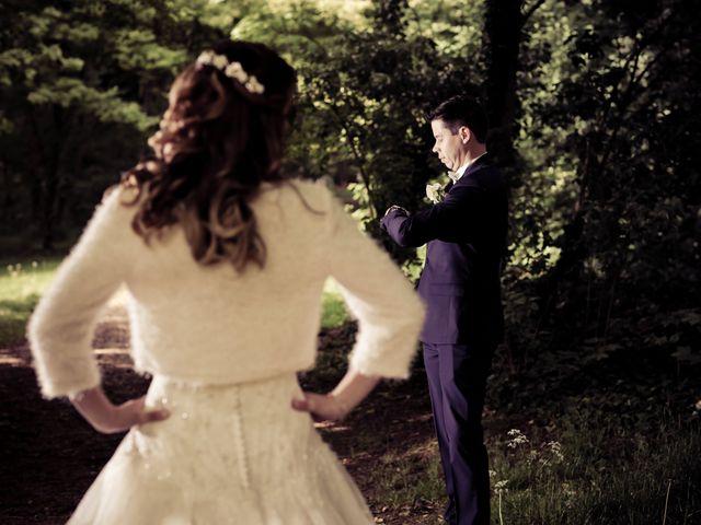 Le mariage de Damien et Jennifer à Vert-le-Petit, Essonne 86