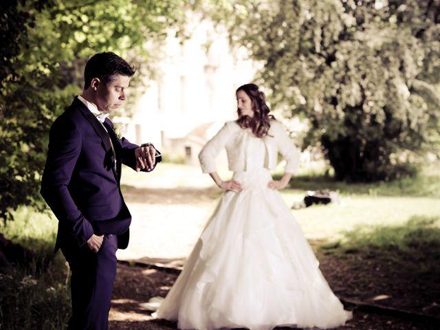 Le mariage de Damien et Jennifer à Vert-le-Petit, Essonne 87