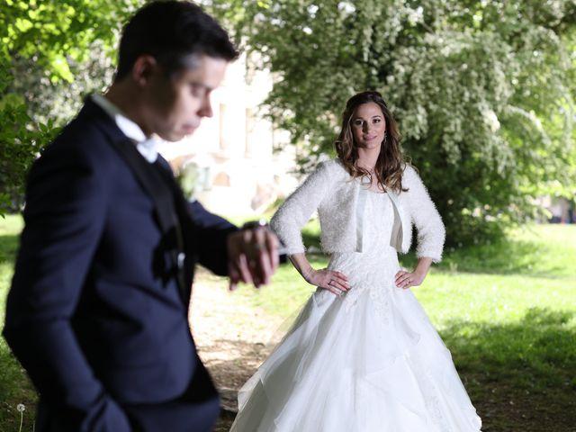 Le mariage de Damien et Jennifer à Vert-le-Petit, Essonne 88