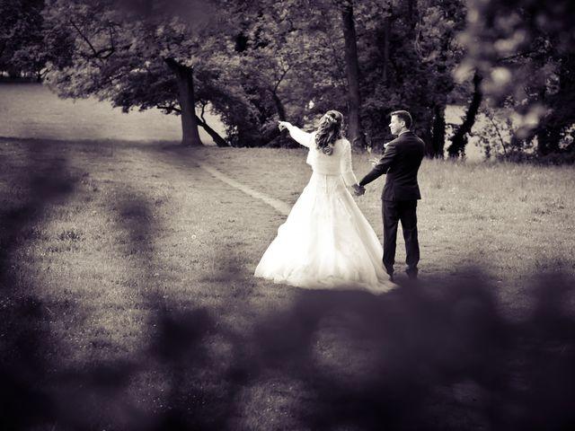 Le mariage de Damien et Jennifer à Vert-le-Petit, Essonne 89