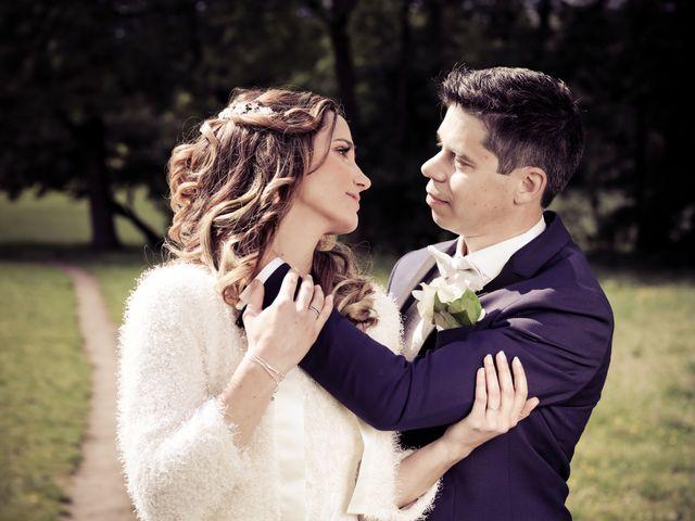 Le mariage de Damien et Jennifer à Vert-le-Petit, Essonne 90