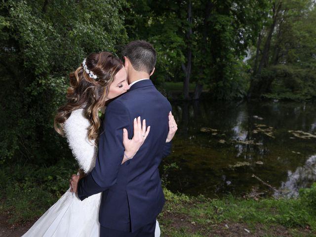 Le mariage de Damien et Jennifer à Vert-le-Petit, Essonne 96
