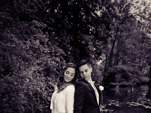 Le mariage de Damien et Jennifer à Vert-le-Petit, Essonne 101