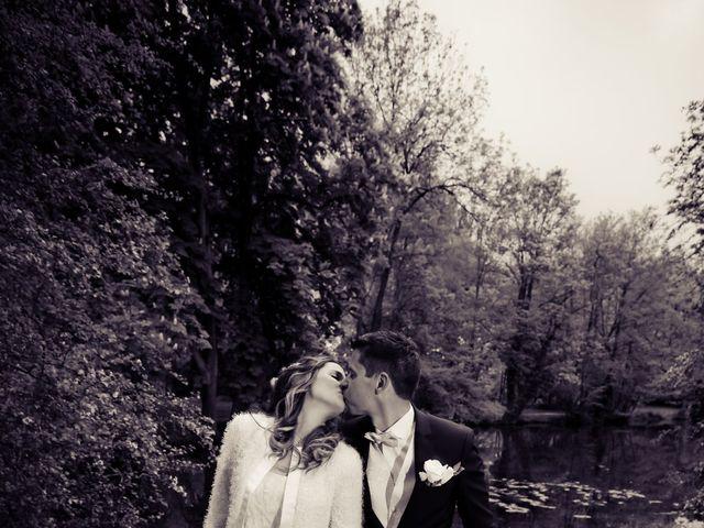 Le mariage de Damien et Jennifer à Vert-le-Petit, Essonne 102
