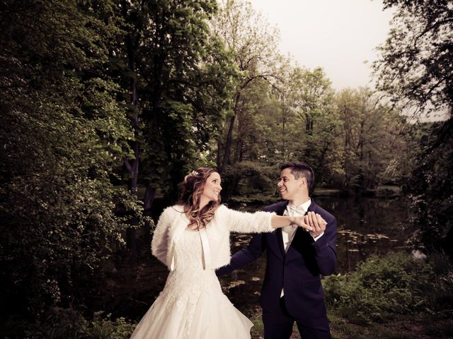Le mariage de Damien et Jennifer à Vert-le-Petit, Essonne 103