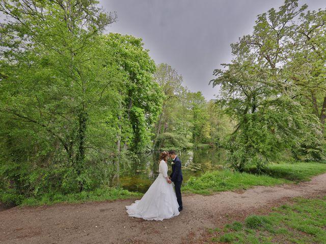 Le mariage de Damien et Jennifer à Vert-le-Petit, Essonne 105