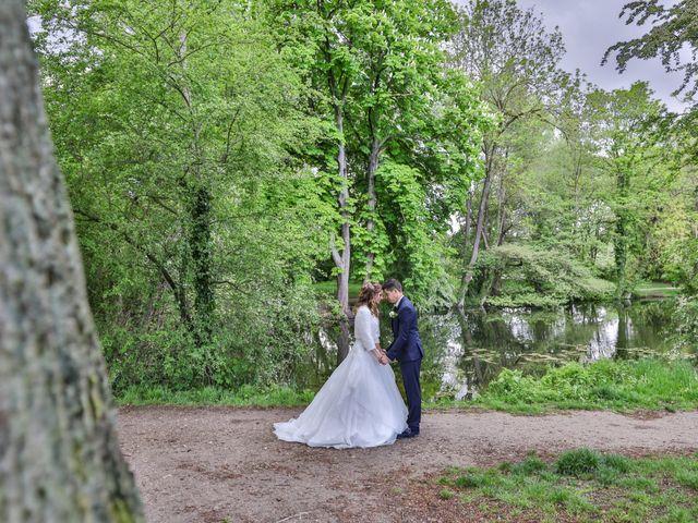 Le mariage de Damien et Jennifer à Vert-le-Petit, Essonne 106