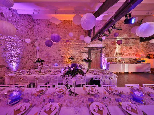 Le mariage de Damien et Jennifer à Vert-le-Petit, Essonne 109