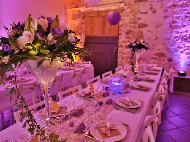 Le mariage de Damien et Jennifer à Vert-le-Petit, Essonne 110