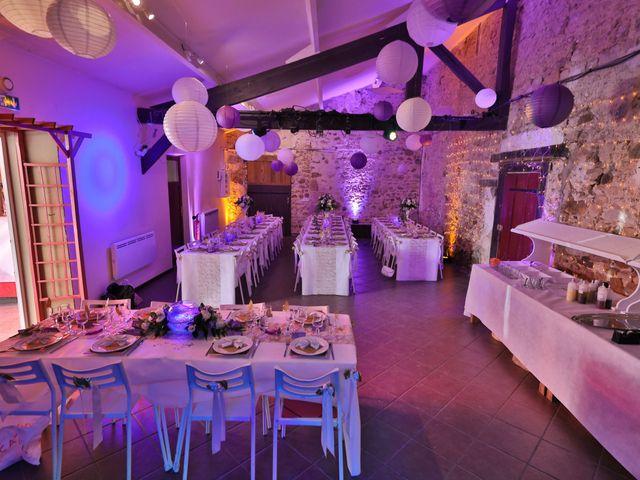 Le mariage de Damien et Jennifer à Vert-le-Petit, Essonne 111