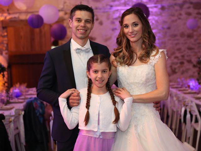 Le mariage de Damien et Jennifer à Vert-le-Petit, Essonne 120