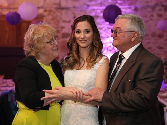 Le mariage de Damien et Jennifer à Vert-le-Petit, Essonne 124
