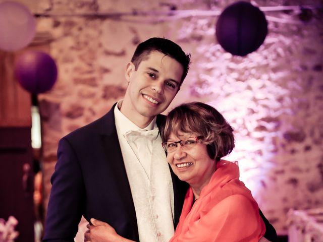 Le mariage de Damien et Jennifer à Vert-le-Petit, Essonne 128
