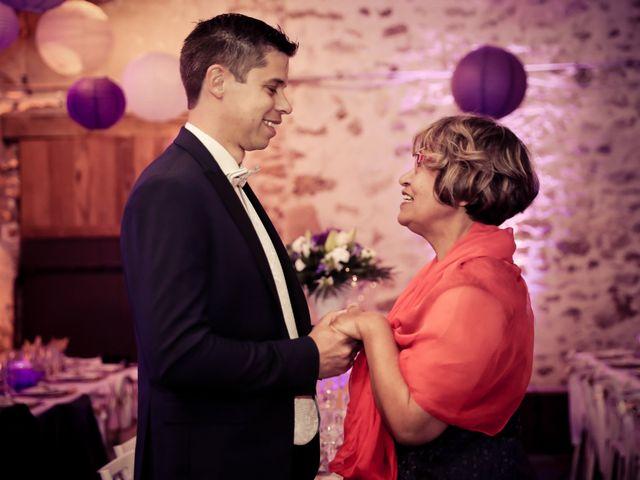 Le mariage de Damien et Jennifer à Vert-le-Petit, Essonne 129