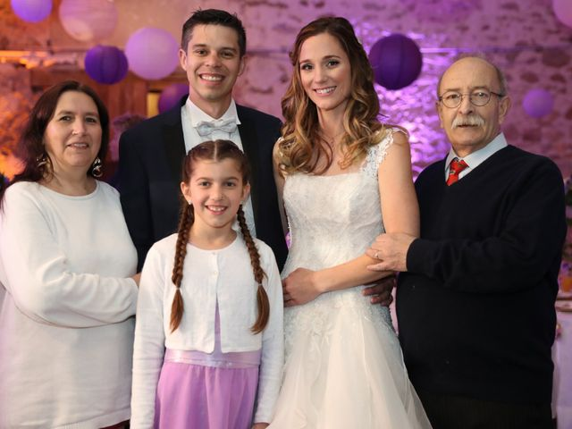 Le mariage de Damien et Jennifer à Vert-le-Petit, Essonne 130