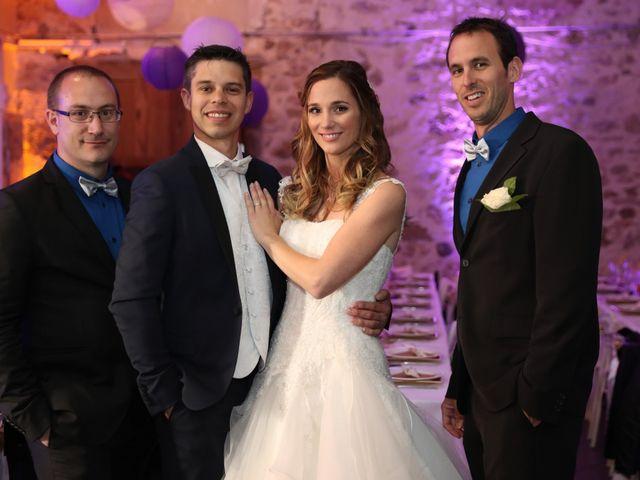 Le mariage de Damien et Jennifer à Vert-le-Petit, Essonne 132
