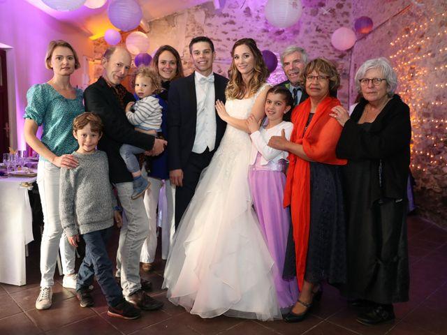 Le mariage de Damien et Jennifer à Vert-le-Petit, Essonne 133