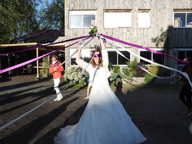 Le mariage de Damien et Jennifer à Vert-le-Petit, Essonne 134