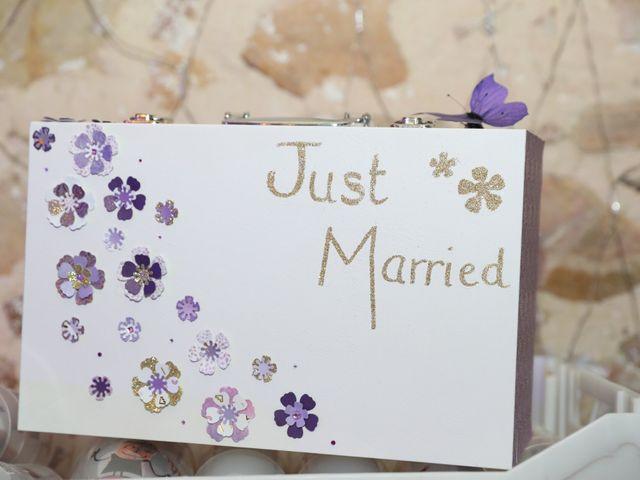 Le mariage de Damien et Jennifer à Vert-le-Petit, Essonne 136