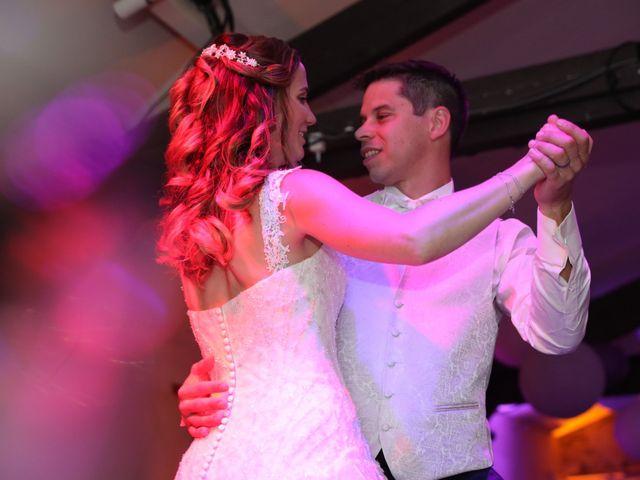 Le mariage de Damien et Jennifer à Vert-le-Petit, Essonne 139
